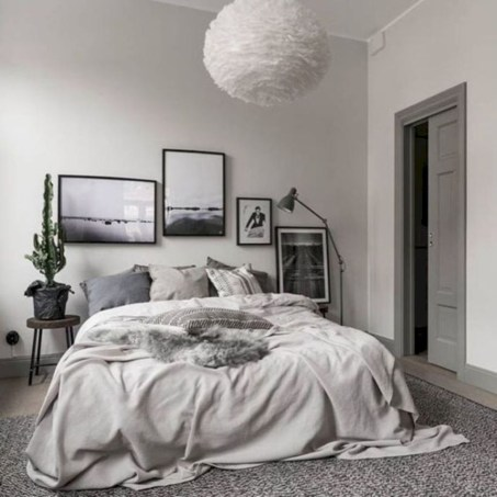 Minimalist And Simple Bedroom Decor Ideas That You Should Try 39