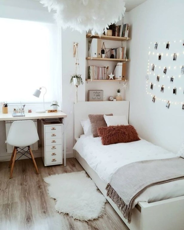 Minimalist And Simple Bedroom Decor Ideas That You Should Try 46