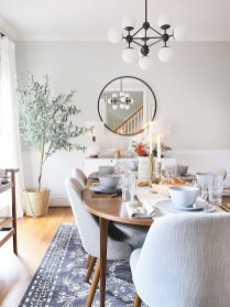 Modern Dining Room Design Ideas That Are Comfortable 02