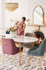 Modern Dining Room Design Ideas That Are Comfortable 15