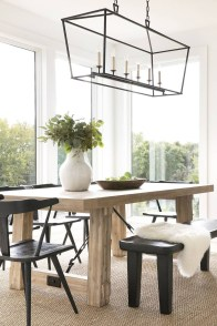 Modern Dining Room Design Ideas That Are Comfortable 34