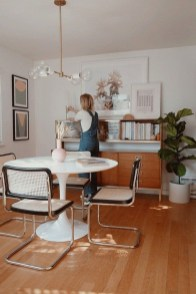 Modern Dining Room Design Ideas That Are Comfortable 35