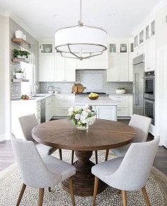 Modern Dining Room Design Ideas That Are Comfortable 36