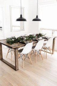 Modern Dining Room Design Ideas That Are Comfortable 44