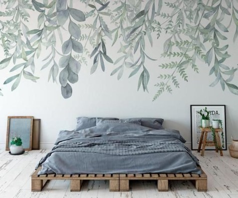 Most Inspiring Painted Bedroom Wall Ideas You Have To Know 07