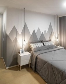 Most Inspiring Painted Bedroom Wall Ideas You Have To Know 11