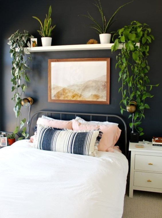 Most Inspiring Painted Bedroom Wall Ideas You Have To Know 17