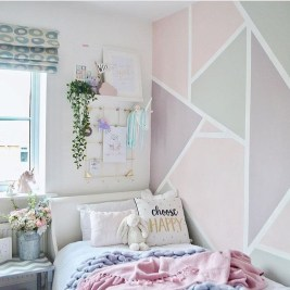 Most Inspiring Painted Bedroom Wall Ideas You Have To Know 23