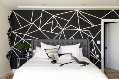 Most Inspiring Painted Bedroom Wall Ideas You Have To Know 27