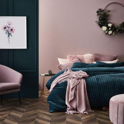 Most Inspiring Painted Bedroom Wall Ideas You Have To Know 28