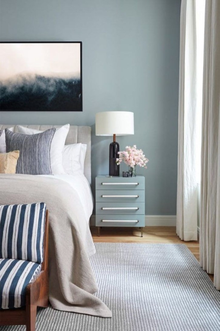 Most Inspiring Painted Bedroom Wall Ideas You Have To Know 29