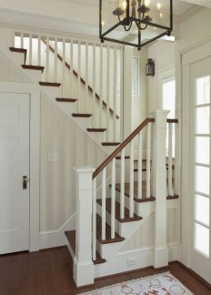 Perfect Home Stair Design With Light That Very Beautiful 23