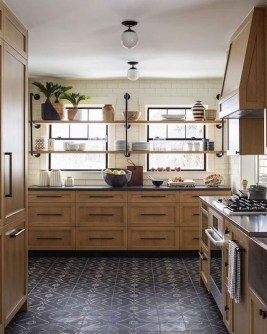 Rustic Wooden Kitchen Design And Decoration Ideas You Need To Try 25