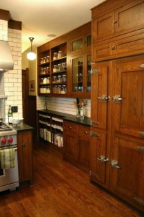 Rustic Wooden Kitchen Design And Decoration Ideas You Need To Try 28