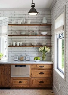 Rustic Wooden Kitchen Design And Decoration Ideas You Need To Try 32