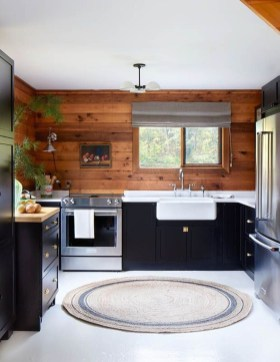 Rustic Wooden Kitchen Design And Decoration Ideas You Need To Try 35