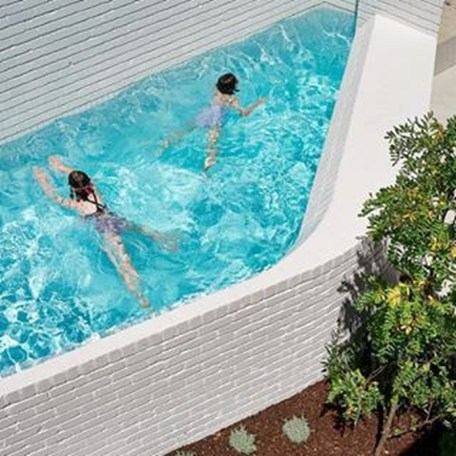 Simple Tiny Swimming Pool Ideas For Stunning Small Backyard 22