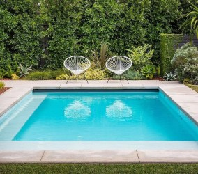Simple Tiny Swimming Pool Ideas For Stunning Small Backyard 30