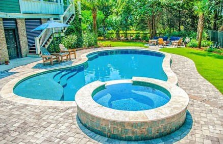 Simple Tiny Swimming Pool Ideas For Stunning Small Backyard 41