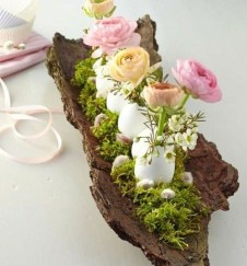 Superb Easter Table Decoration Ideas To Give Your Tablescape A Festive Vibe 32