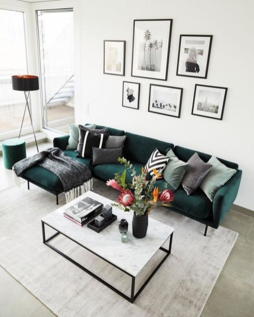 Unusual Corner Sofa Ideas That You Can Apply In The Living Room 06