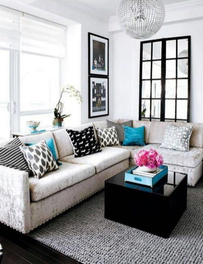 Unusual Corner Sofa Ideas That You Can Apply In The Living Room 08