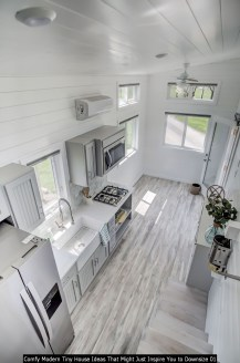Comfy Modern Tiny House Ideas That Might Just Inspire You To Downsize 01