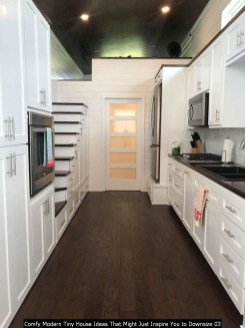 Comfy Modern Tiny House Ideas That Might Just Inspire You To Downsize 03