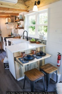 Comfy Modern Tiny House Ideas That Might Just Inspire You To Downsize 12