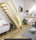 Cool Floating Staircase Ideas That Will Uniquely Elevate Your Interiors 30