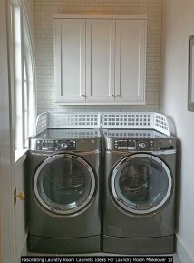 Fascinating Laundry Room Cabinets Ideas For Laundry Room Makeover 10
