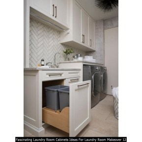 Fascinating Laundry Room Cabinets Ideas For Laundry Room Makeover 12