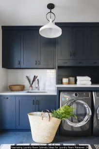 Fascinating Laundry Room Cabinets Ideas For Laundry Room Makeover 19