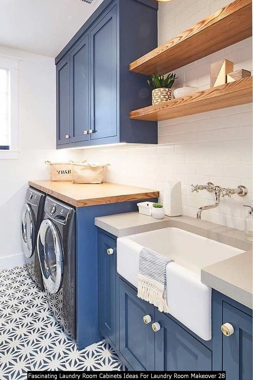 20 Fascinating Laundry Room Cabinets Ideas For Laundry Room Makeover Lovahomy