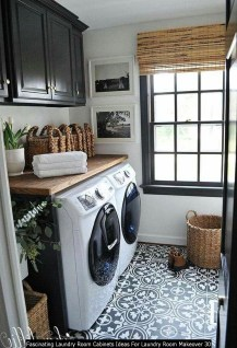 Fascinating Laundry Room Cabinets Ideas For Laundry Room Makeover 30