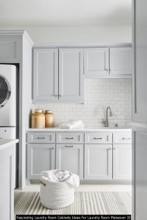 Fascinating Laundry Room Cabinets Ideas For Laundry Room Makeover 32