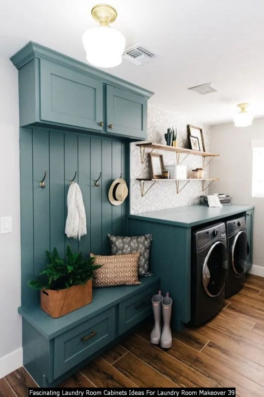 Fascinating Laundry Room Cabinets Ideas For Laundry Room Makeover 39
