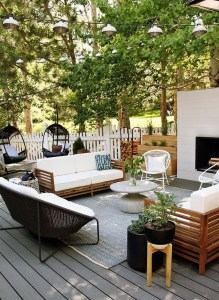 Magnificent Summer Furniture Ideas For Your Outdoor Decor 02