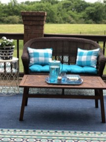 Magnificent Summer Furniture Ideas For Your Outdoor Decor 27