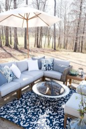 Magnificent Summer Furniture Ideas For Your Outdoor Decor 49