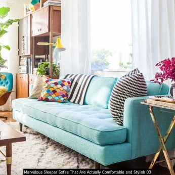 Marvelous Sleeper Sofas That Are Actually Comfortable And Stylish 03