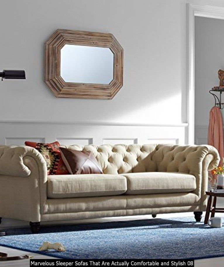 Marvelous Sleeper Sofas That Are Actually Comfortable And Stylish 08