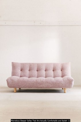 Marvelous Sleeper Sofas That Are Actually Comfortable And Stylish 11