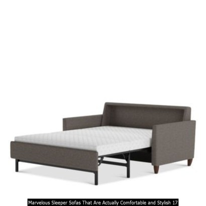 Marvelous Sleeper Sofas That Are Actually Comfortable And Stylish 17