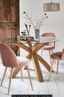 Perfect Small Dining Room Table Ideas For Limited Space 08