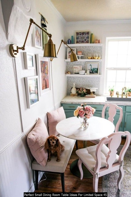 Perfect Small Dining Room Table Ideas For Limited Space 45