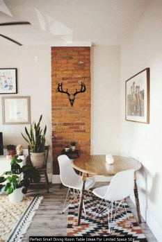 Perfect Small Dining Room Table Ideas For Limited Space 50