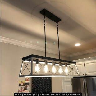 Stunning Kitchen Lighting Ideas And Tricks For Old Homeowners 02