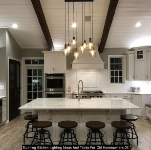 Stunning Kitchen Lighting Ideas And Tricks For Old Homeowners 03