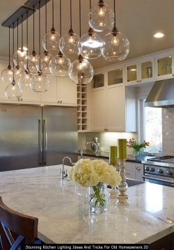 Stunning Kitchen Lighting Ideas And Tricks For Old Homeowners 20